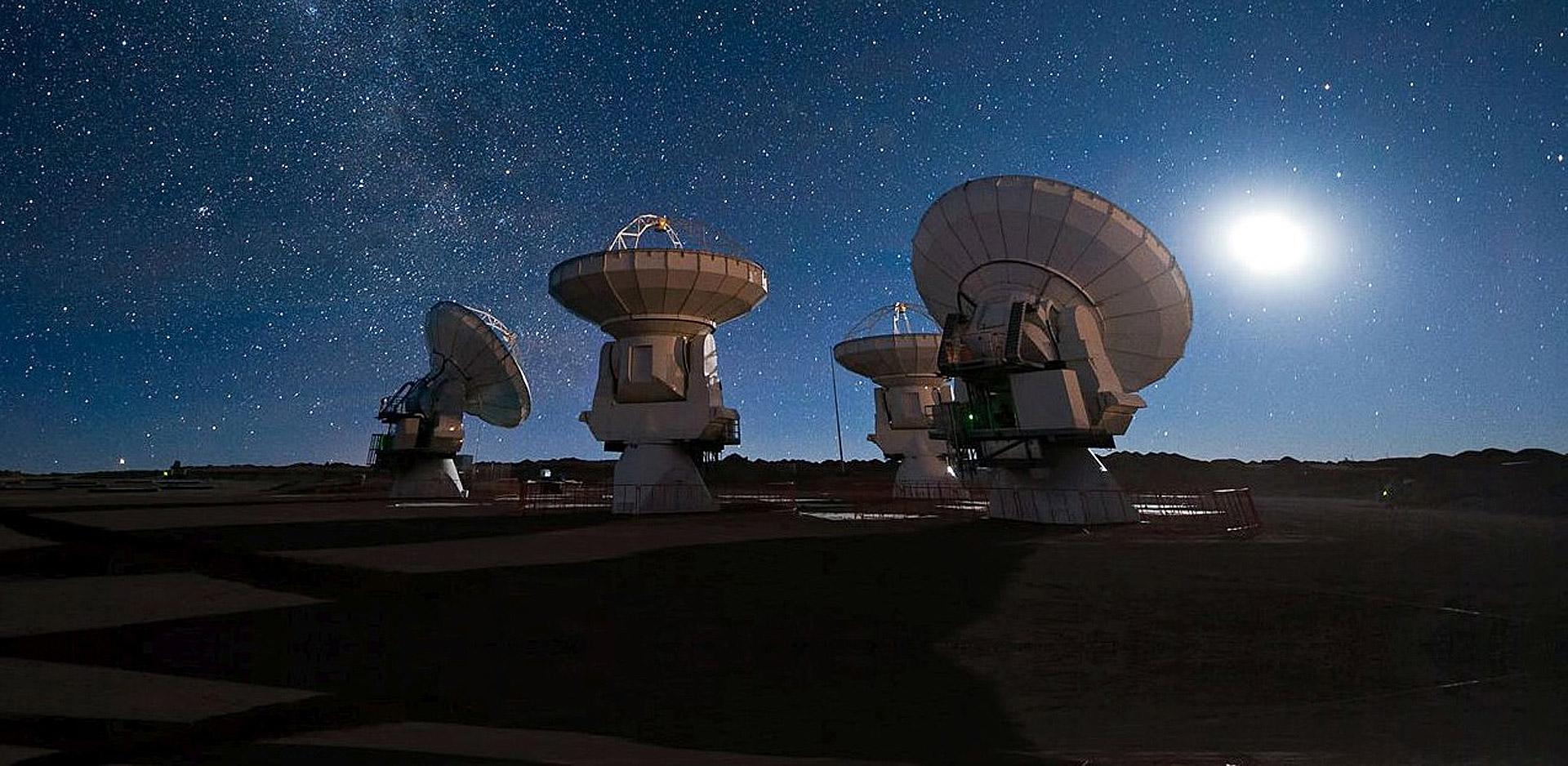 Credit: ESO - José Francisco Salgado